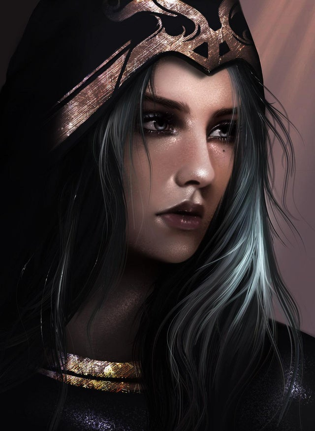 Ashe hottest league of legends characters