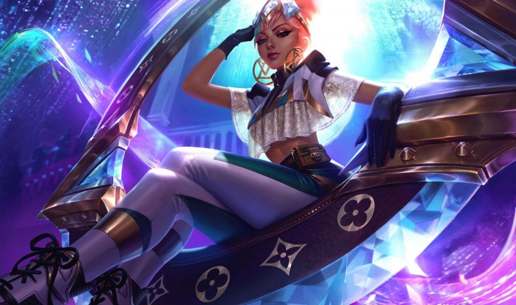 Hottest League of Legends characters
