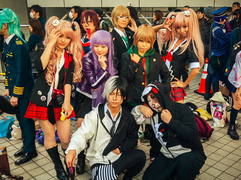 Find anime friends anime convention
