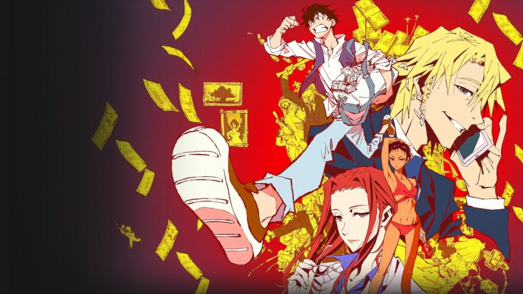 best quality anime the great pretender