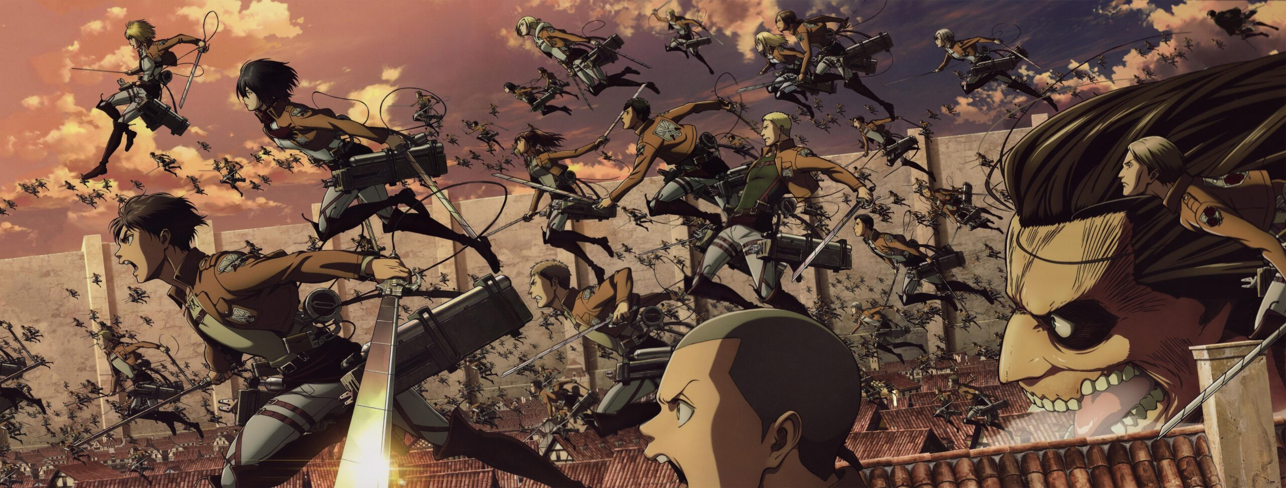 anime to start with attack on titan