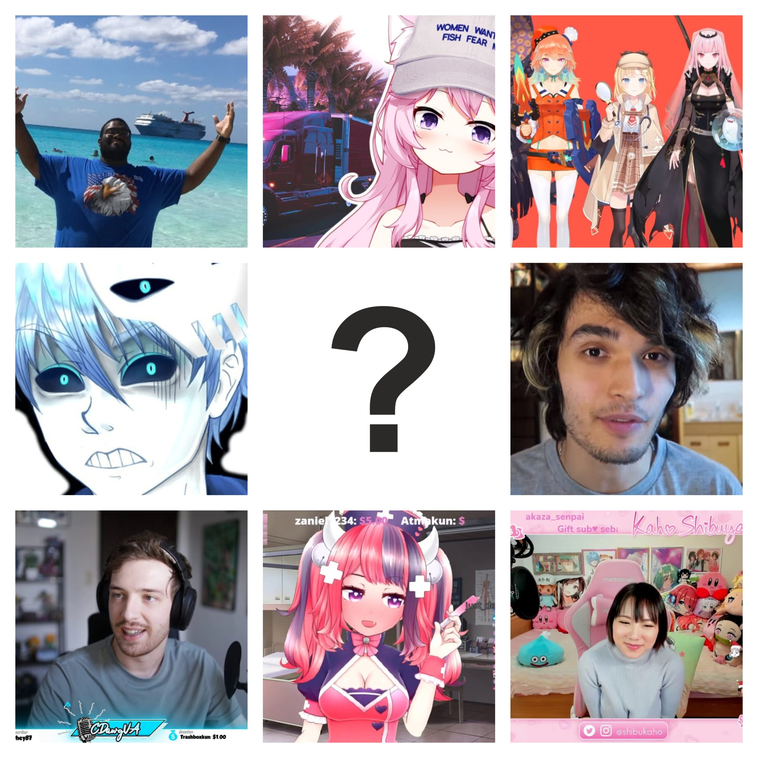 best anime streamers