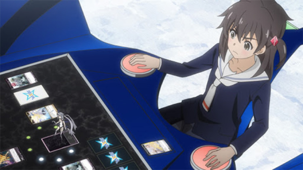 best anime card games